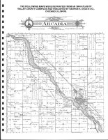 Arcadia Township, Valley County 1904